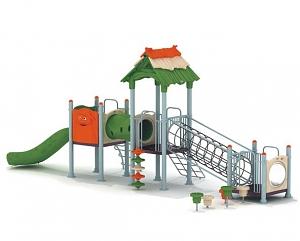 Spielturm MODUS II mit Kletter