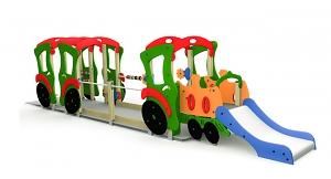 Behindertengerechte Spielplatz