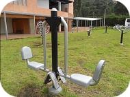 Trainingsgerät für draußen