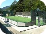 Komplette Sportplätze