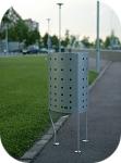 Robuster Abfallbehälter