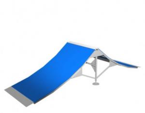 Skatepark-Element SPLINE RAMP