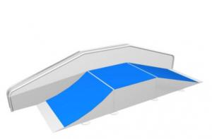 Skatepark-Element LAUNCH BOX m